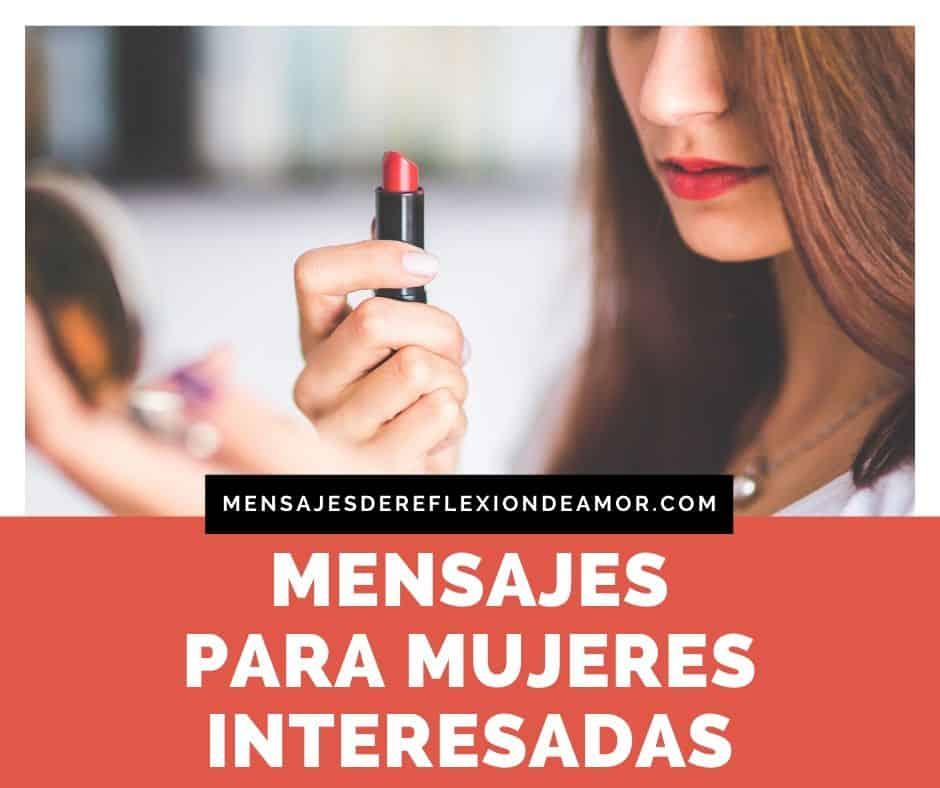 frases para mujeres interesadas